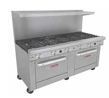 Southbend 4721AA-3CL range, 72