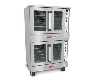 Southbend ES/20CCH convection oven, electric
