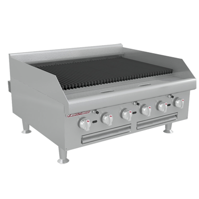 Southbend HDC-24-316L charbroiler, gas, outdoor grill