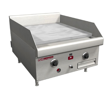 Southbend HDG-24-M griddle, gas, countertop