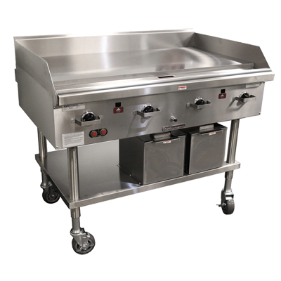 Southbend HDG-36V griddle, gas, countertop