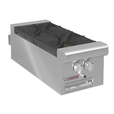Southbend HDO-12-316L hotplate, countertop, gas