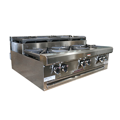 Southbend HDO-24SU hotplate, countertop, gas