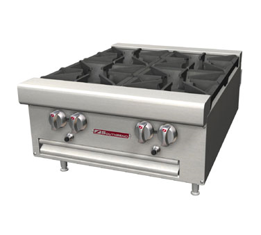 Southbend HDO-36 hotplate, countertop, gas
