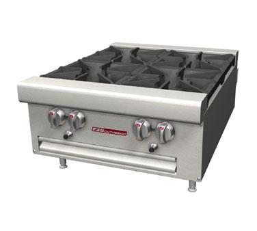 Southbend HDO-48 hotplate, countertop, gas
