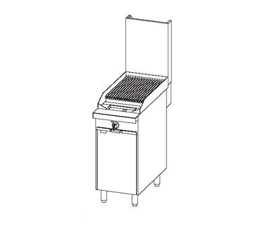 Southbend P16C-C range, 16