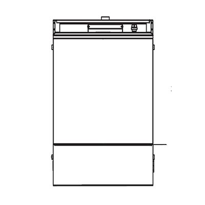 Southbend P18N-S spreader cabinet