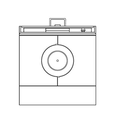 Southbend P36N-GRAD range, 36