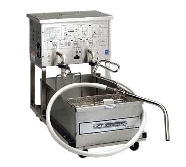 Southbend SBF18 fryer filter, mobile
