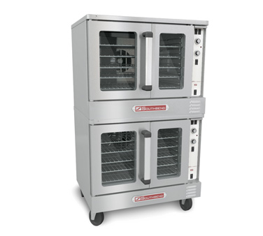 Southbend SLGB/22CCH convection oven, gas