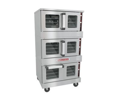 Southbend TVGS/32SC convection oven, gas