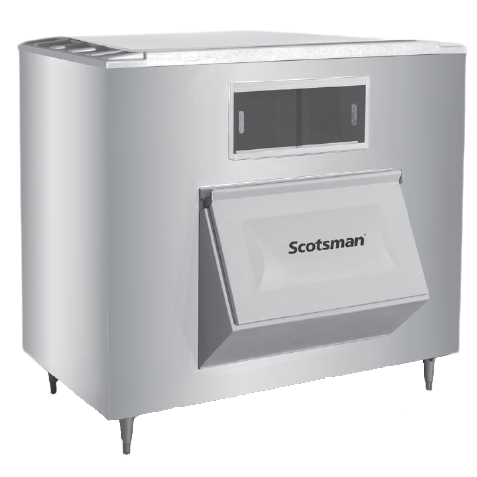 Scotsman BH1600SS-A ice bin for ice machines