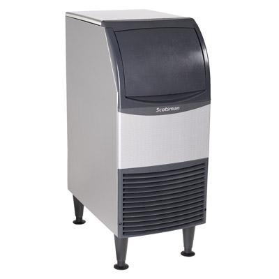Scotsman CU0715MA-1 ice maker with bin, cube-style