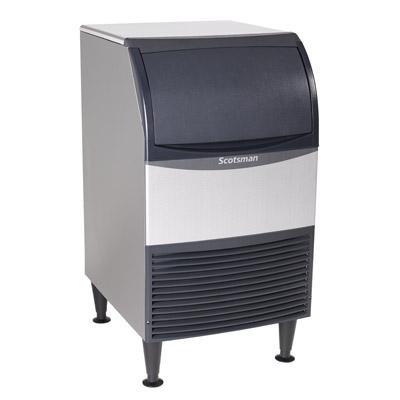 Scotsman CU0920MA-1 ice maker with bin, cube-style