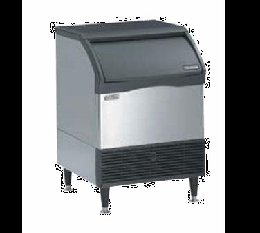 Scotsman CU1526MA-1 ice maker with bin, cube-style
