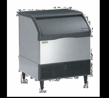 Scotsman CU3030MA-32 ice maker with bin, cube-style