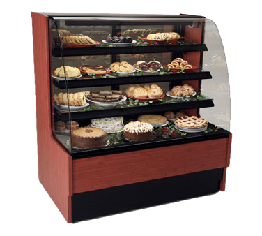 Structural Concepts HMG6353 display case, non-refrigerated bakery