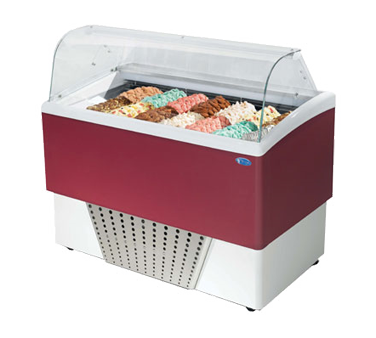 CD-BR77-37-WP Stoelting  display case, dipping, gelato