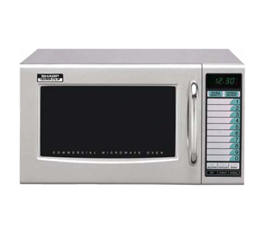 Sharp R-21LVF microwave oven