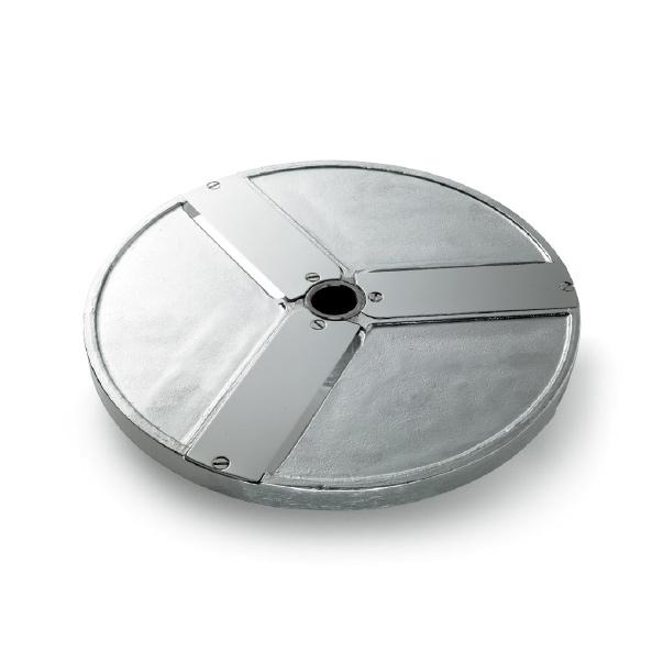 Sammic FC-10D food processor, disc plate, slicing