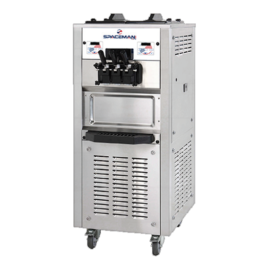 Spaceman USA 6250H soft serve machine
