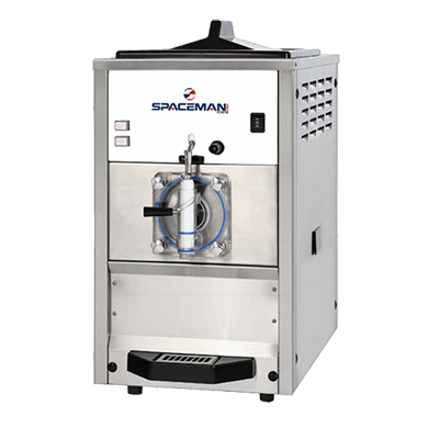 Spaceman USA 6490H frozen drink machine, non-carbonated, cylinder type