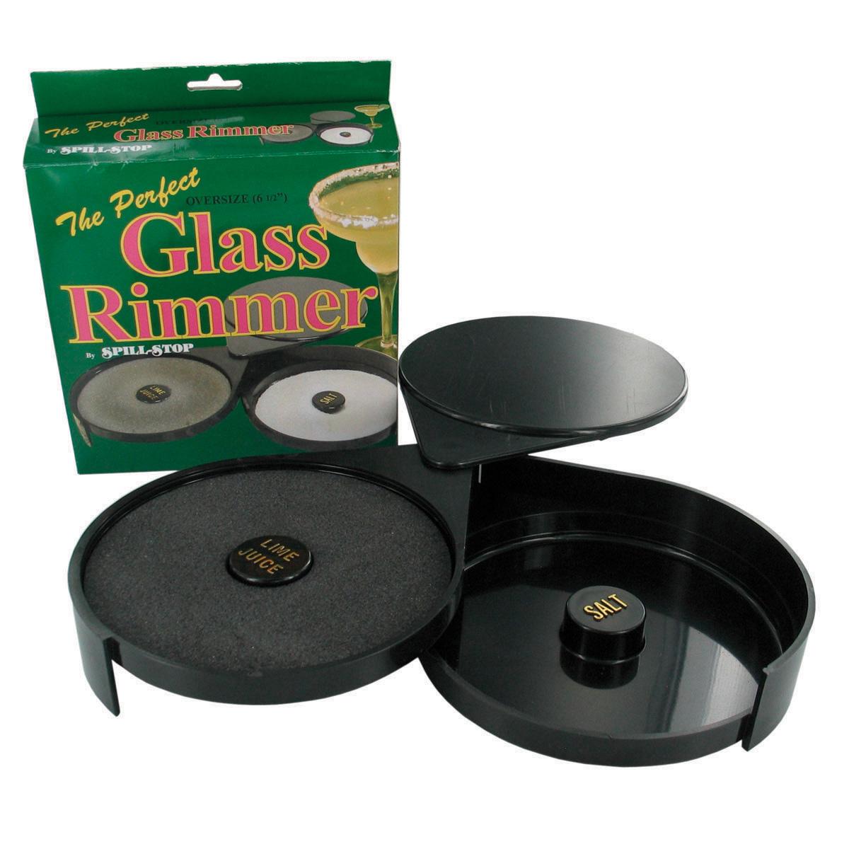 Spill-Stop 442-00 margarita glass rimmer