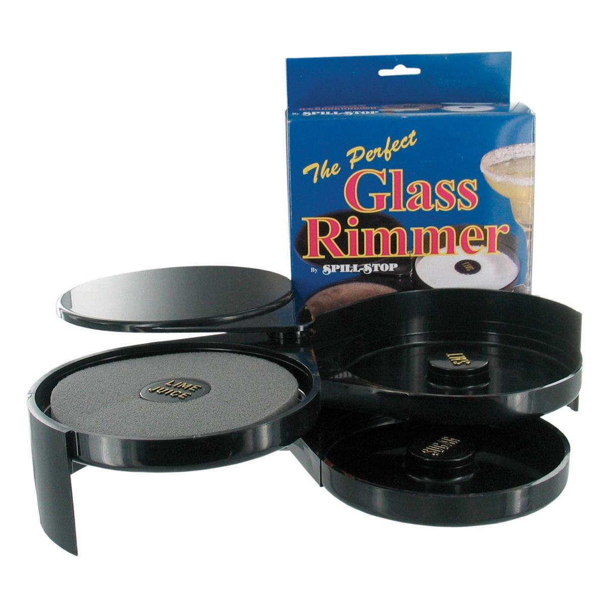 Spill-Stop 444-00 margarita glass rimmer