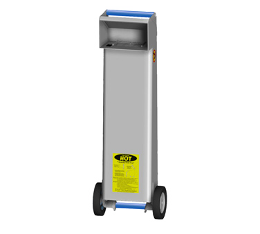 Shortening Shuttle®/Worcester Industrial Products 01-SS-709 shortening disposal caddy