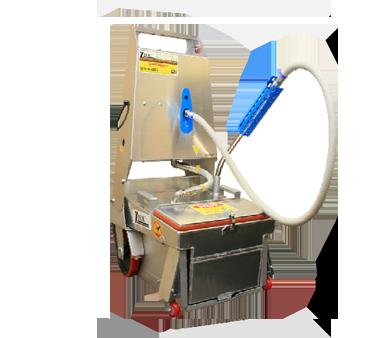 Shortening Shuttle®/Worcester Industrial Products Z-ZECOECO-88 shortening disposal caddy