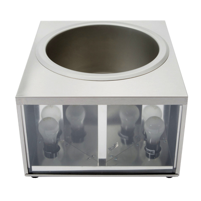 Star 11WLA food topping warmer, countertop