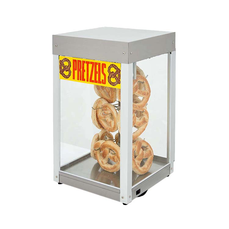 Star 16PD-A display case, hot food, countertop