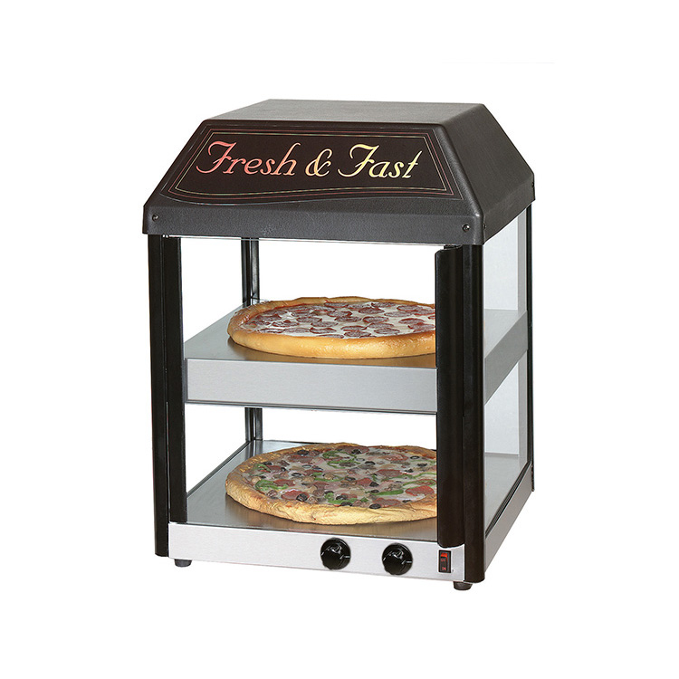 Star 18MCP display case, hot food, countertop