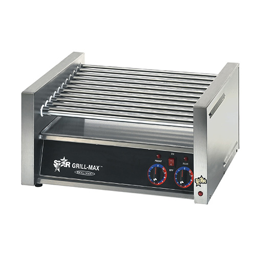 Star 30C hot dog grill