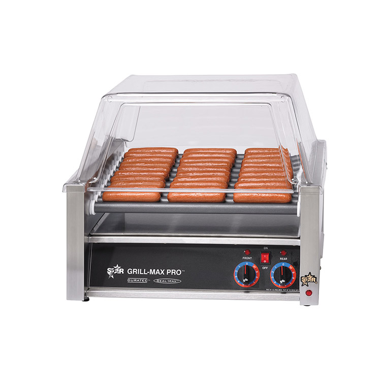 Star 30SC hot dog grill