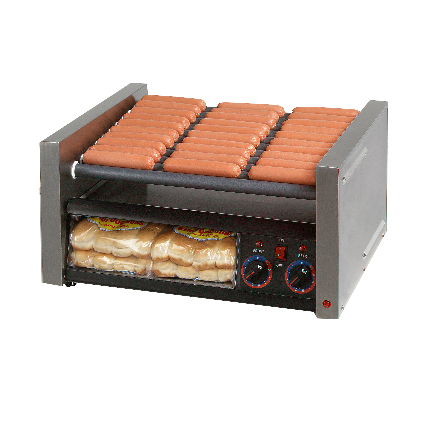 Star 30SCBBC hot dog grill