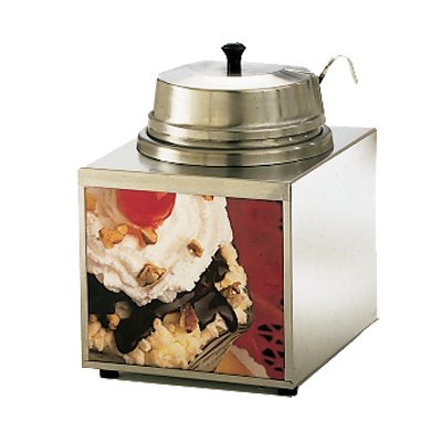 Star 3WLA-W food topping warmer, countertop