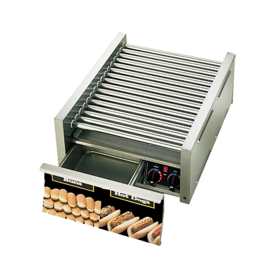 Star 45SCBD hot dog grill