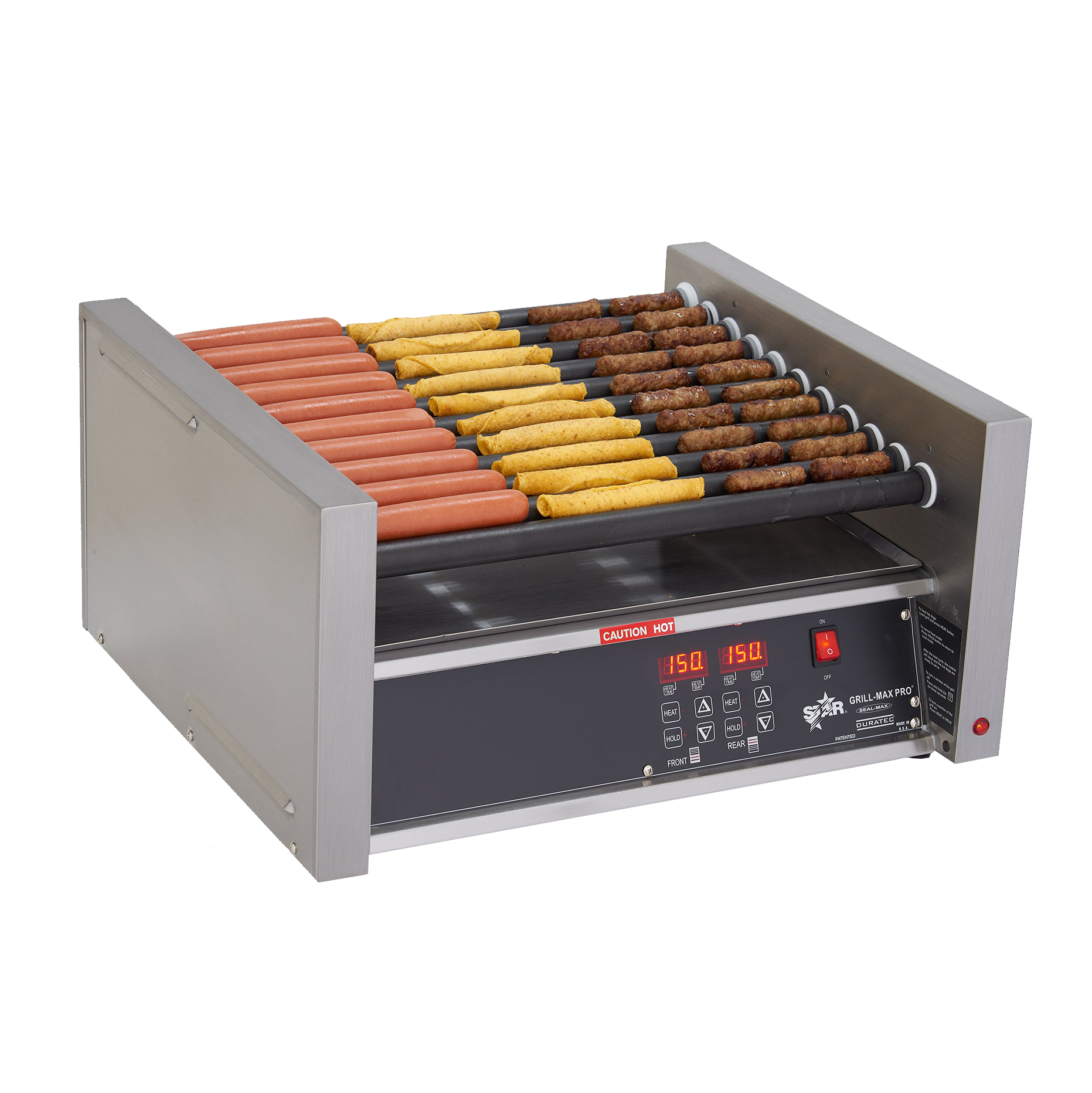 Star 45SCE hot dog grill