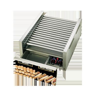 Star 45STBD hot dog grill