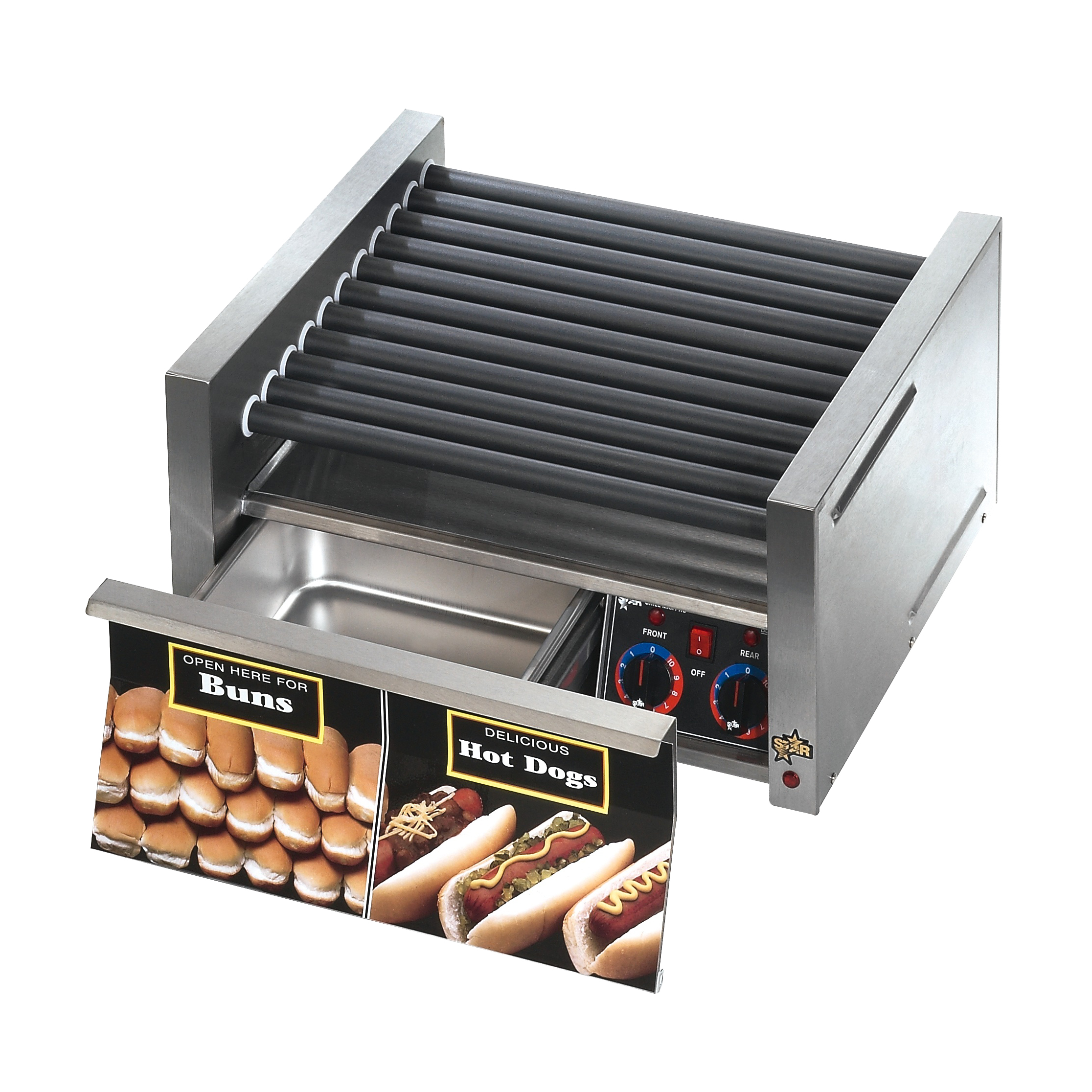 Star 50STBD hot dog grill