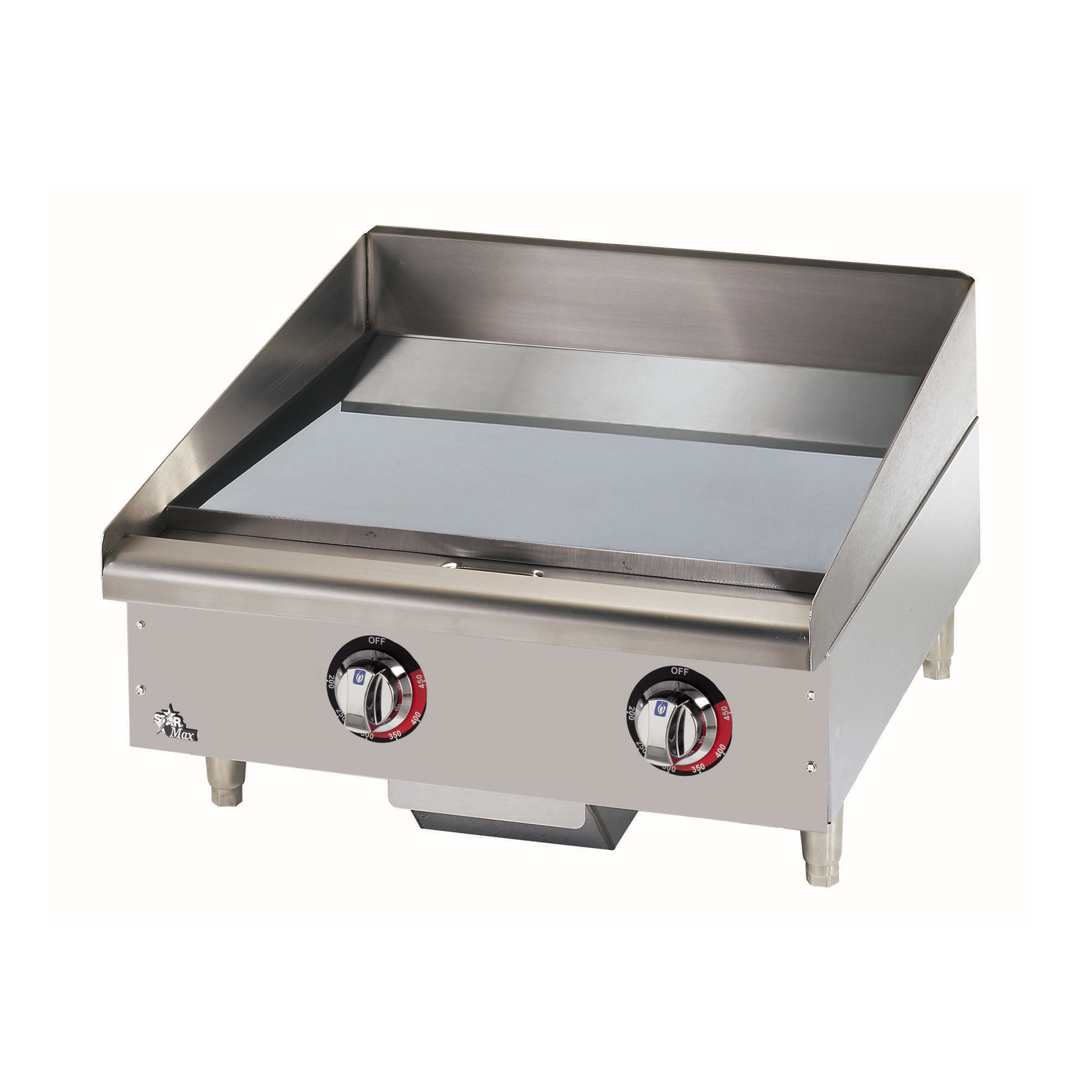 Star 524CHSF griddle, electric, countertop