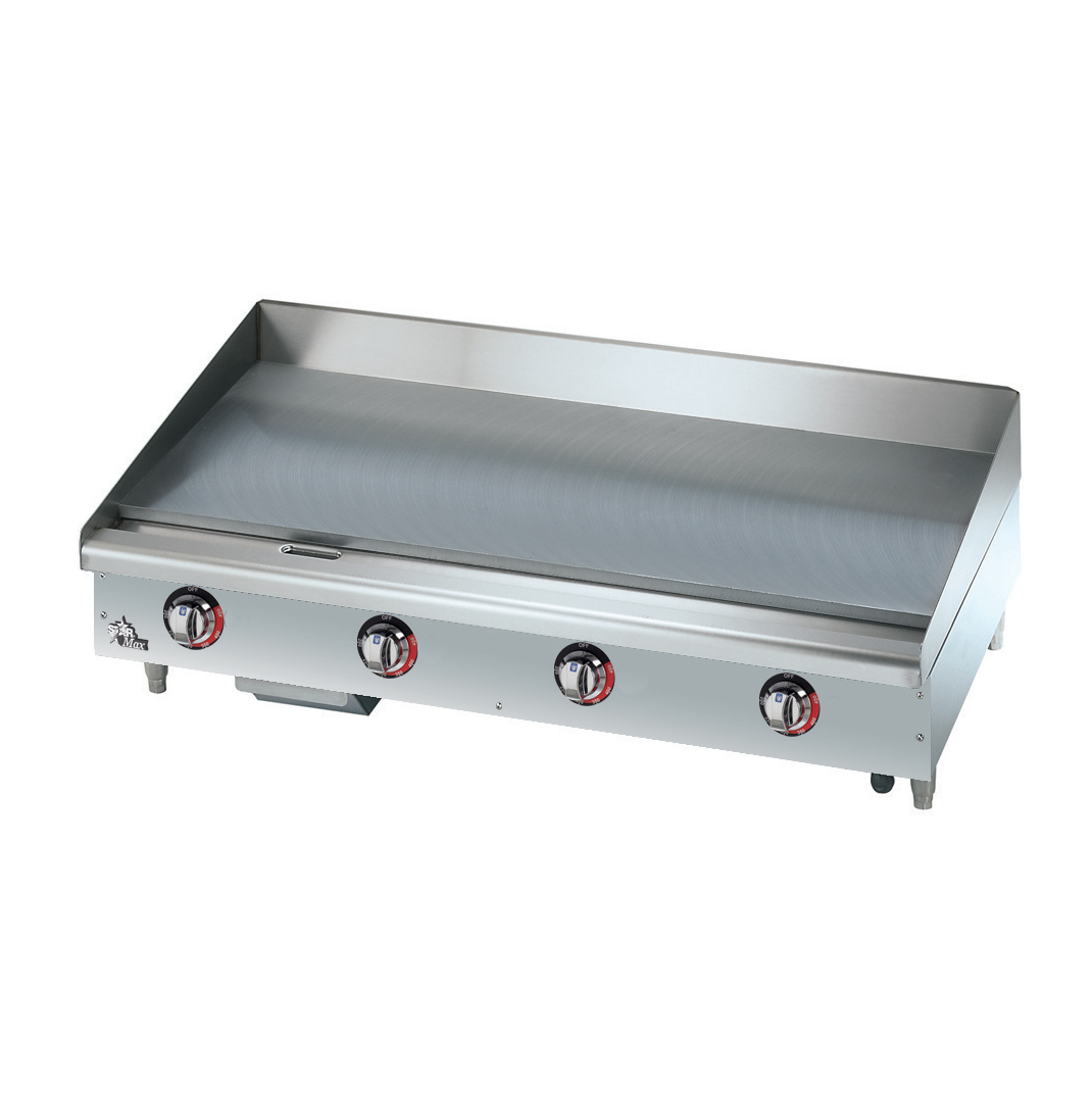 Star 548TGF griddle, electric, countertop