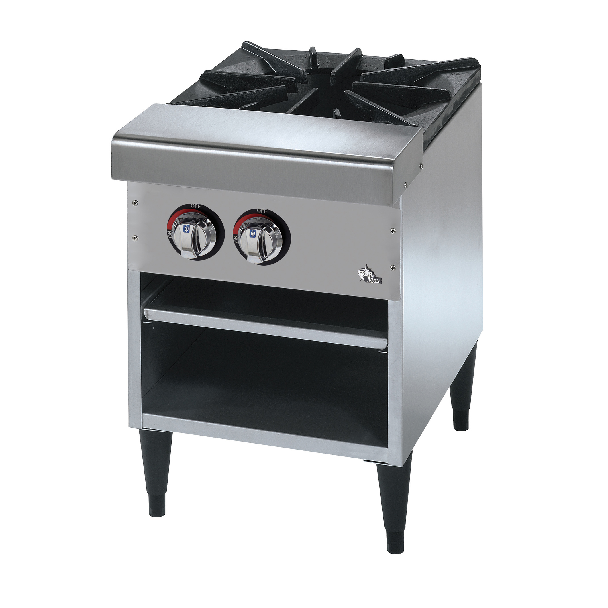 Star 601SPRF range, stock pot, gas