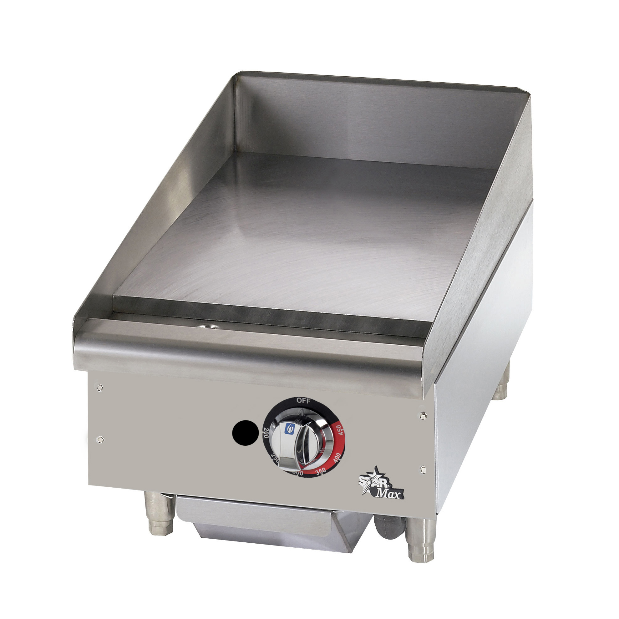 Star 615TF griddle, gas, countertop