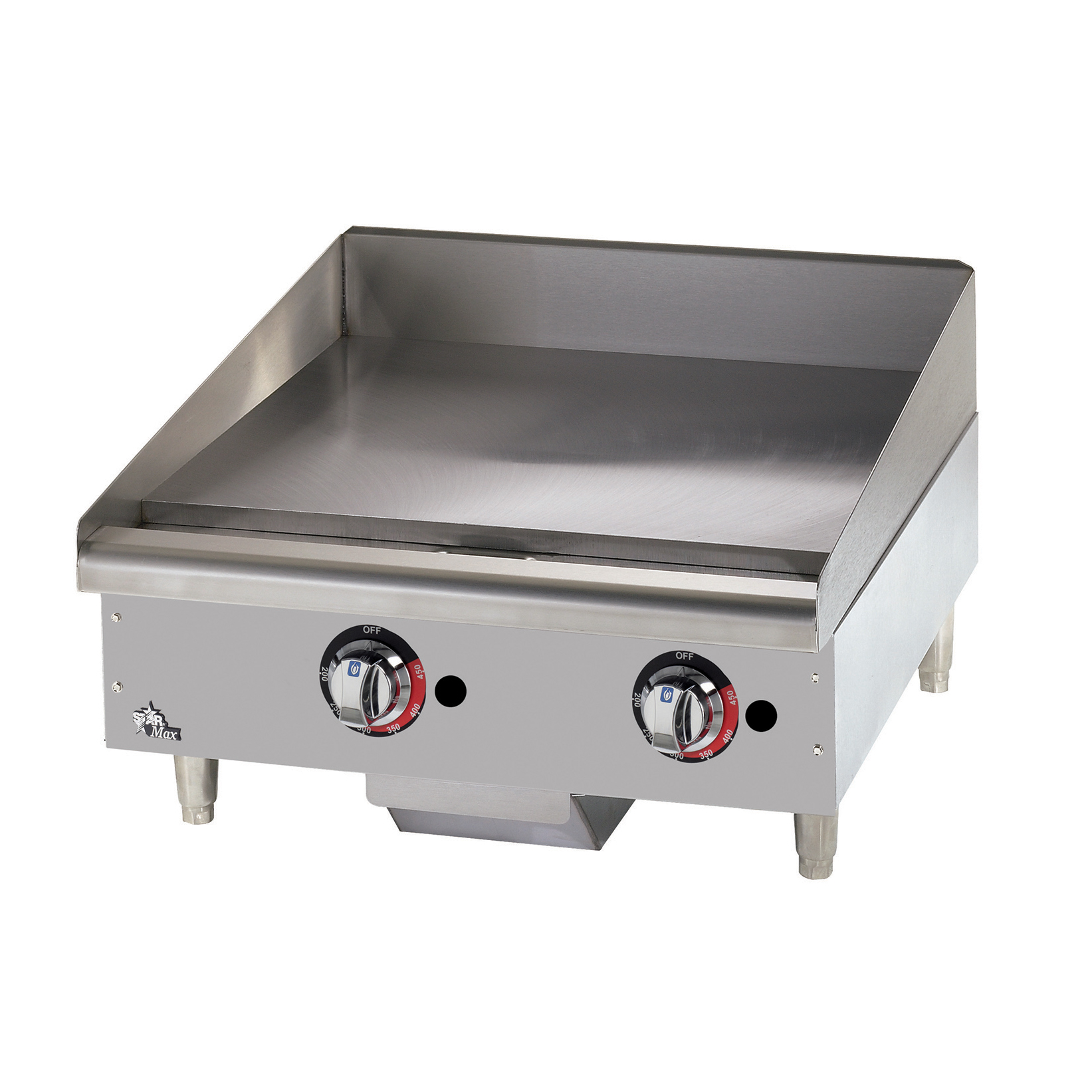 Star 624MF griddle, gas, countertop