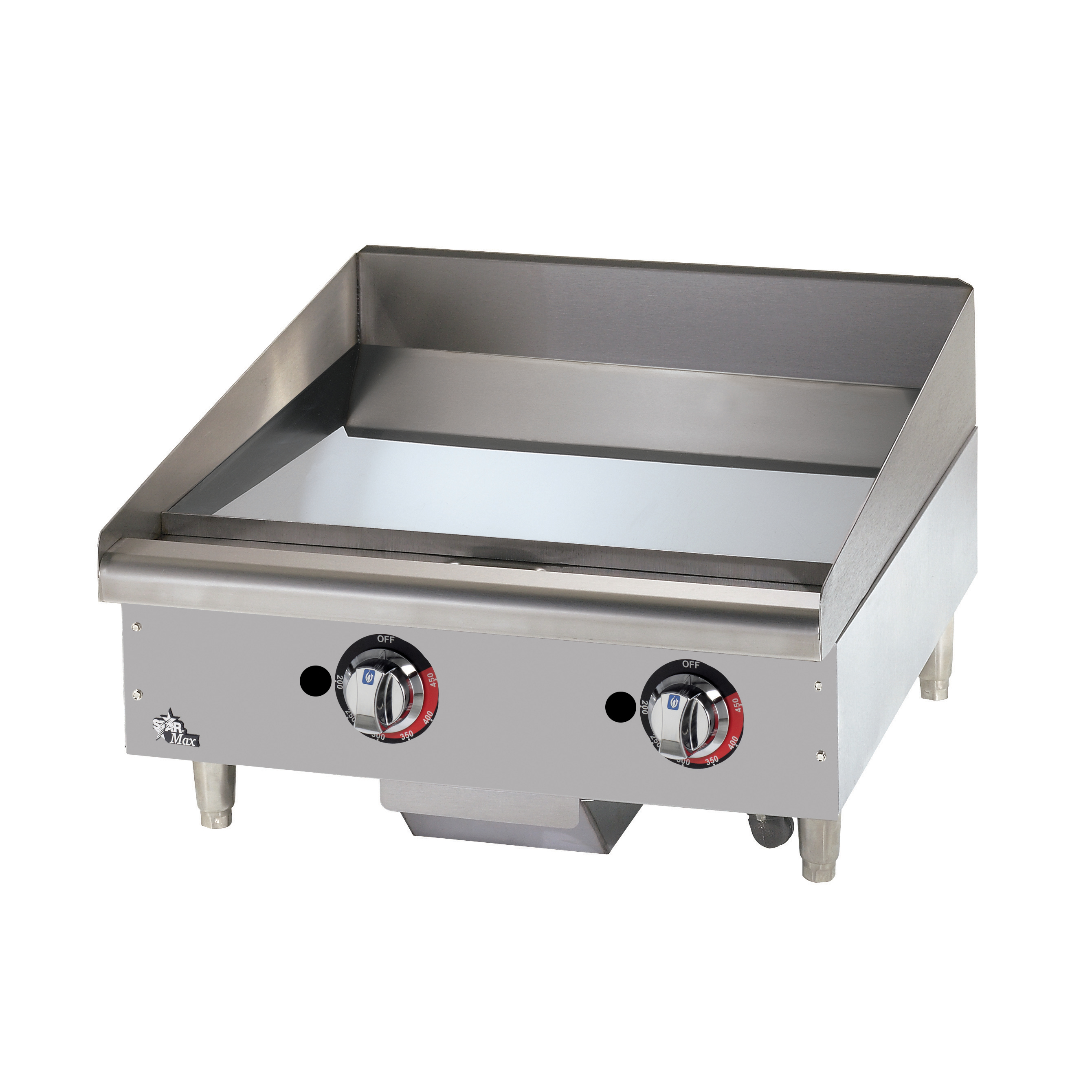 Star 624TCHSF griddle, gas, countertop