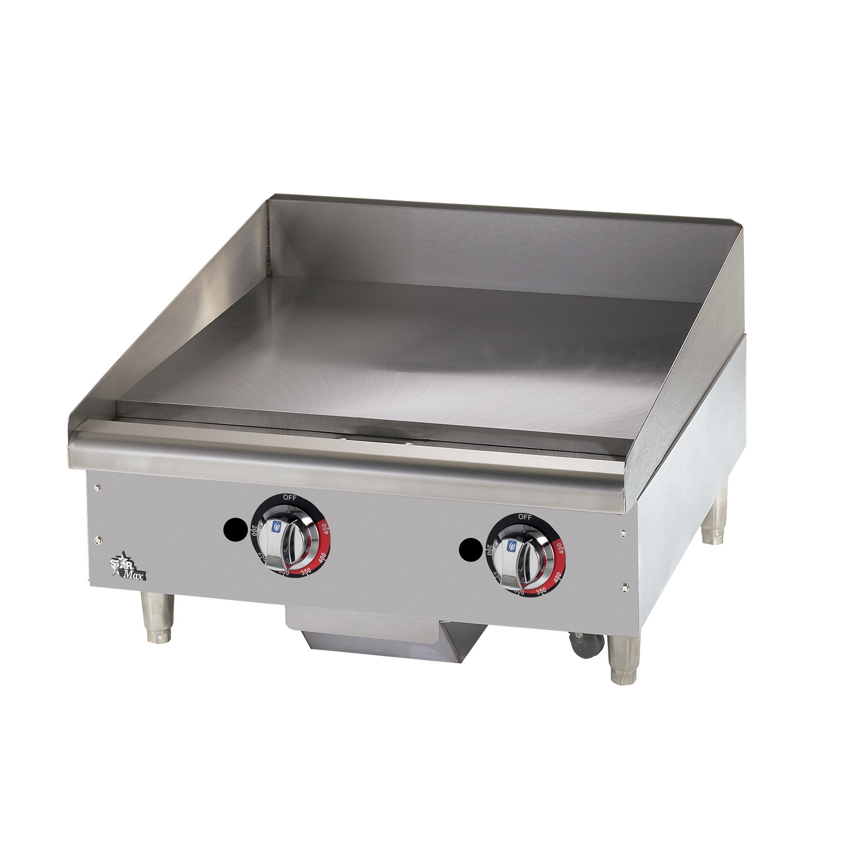 Star 624TF griddle, gas, countertop