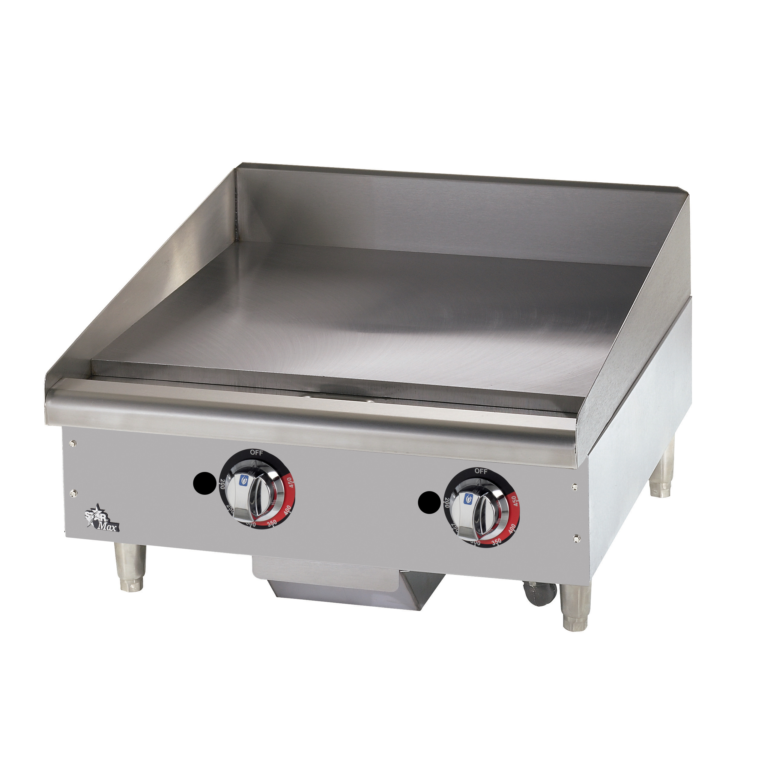 Star 624TSPF griddle, gas, countertop