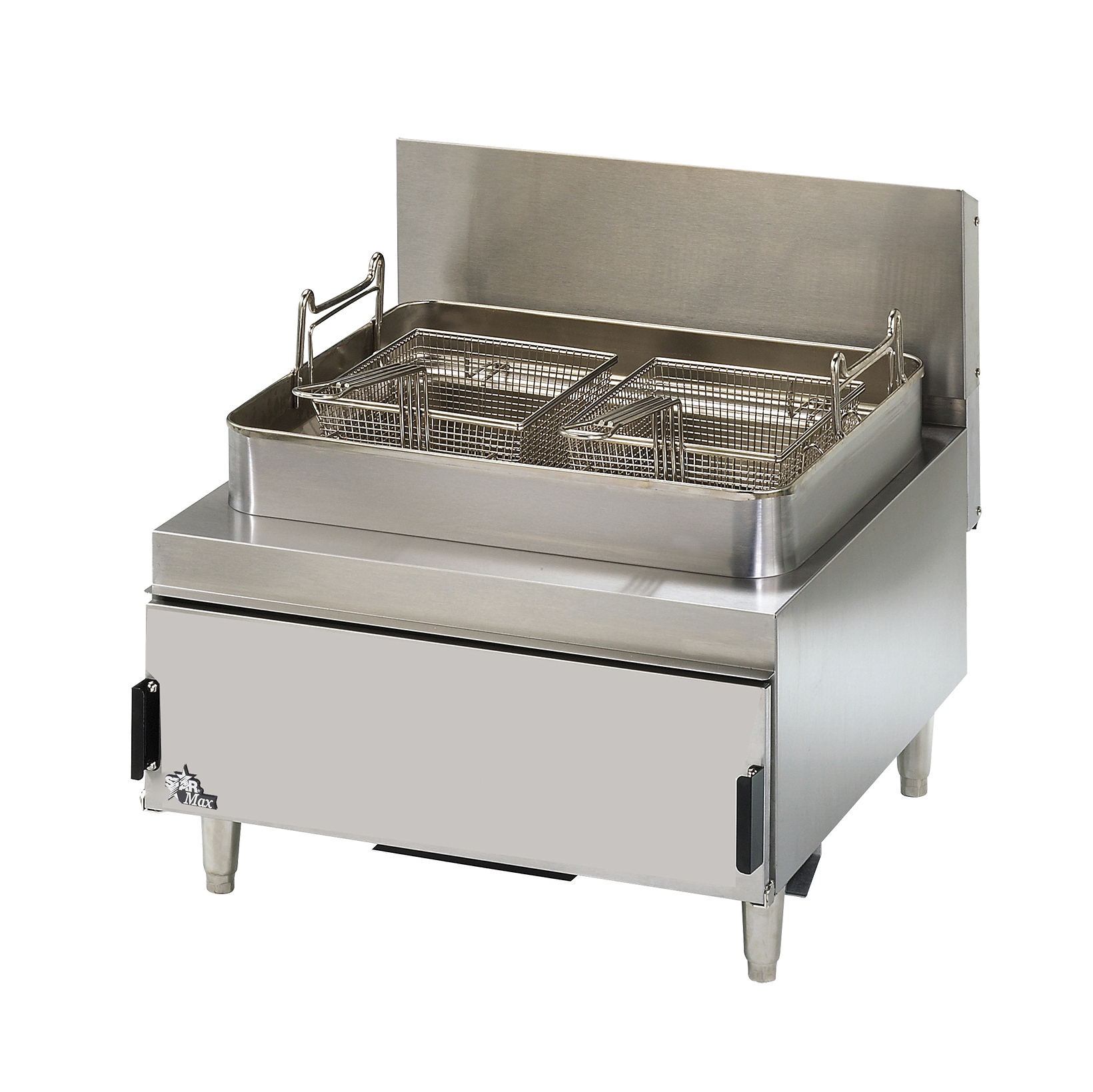 Star 630FF fryer, gas, countertop, full pot